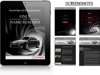 Toyota mobile app