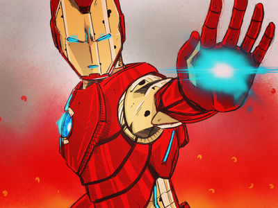 Iron Man sketchbook artsy creative doodle support local artists follow friends photo of the day like draw artist on dribble arts comic sketch graphic illustration comic art artwork artist art