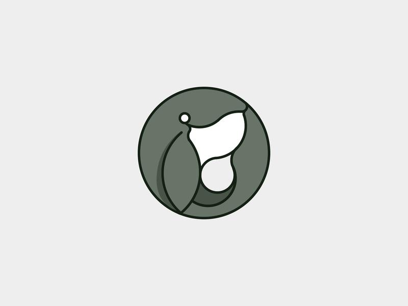 鲸 design icon