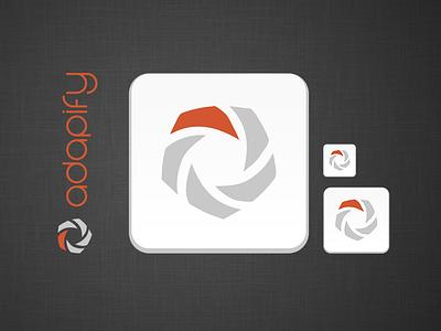 Daily UI 005 - Adapify App Icon dailyui 005 daily ui app icon adapify