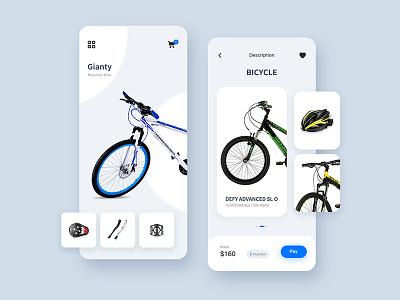 Mountain Bike Interface 图标 类型 向量 设计 插图 应用 商标 品牌 ux ui
