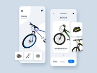 Mountain Bike Interface