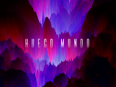 Hueco Mundo scifi dark art colorchannel graphic  design graphic art digital art