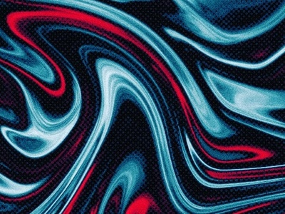 Melted Comic waveform waves wave comic art comic photoshop colors graphic  design graphic art digital art