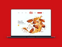 Ayam Rempah Website