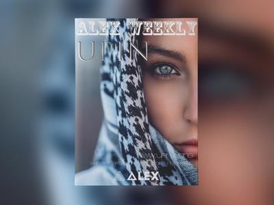 Alex weekly magazine cover