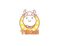 TBMall cartoon image design