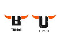 Tbmall Logo design