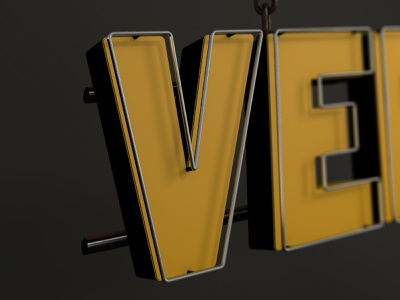 Campaign logo typography design logo illustration cinema 4d campaign c4d