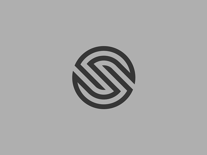 S Logo icon vector logo design