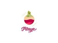 Pitaya // Logo