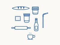 Food pattern (wip)