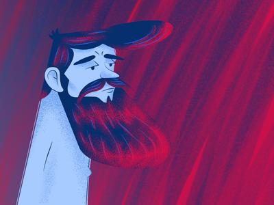 iPad illustration exploration