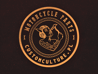 Custom Culture Logo