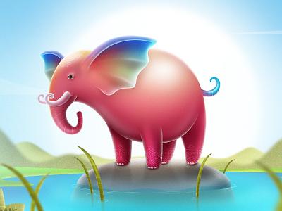 Philips - Picture of Your Heart logo lettering brand animation character illustration illustrator identity digital design concept branding badge