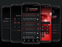 Thieves alert app