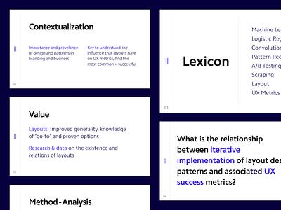Presentation / Pitch Deck presentation pitch deck design minimal