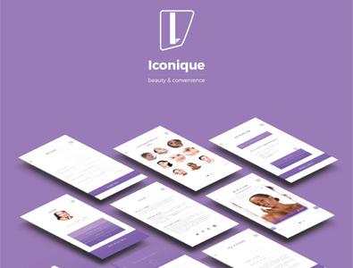 Iconique Beaut App