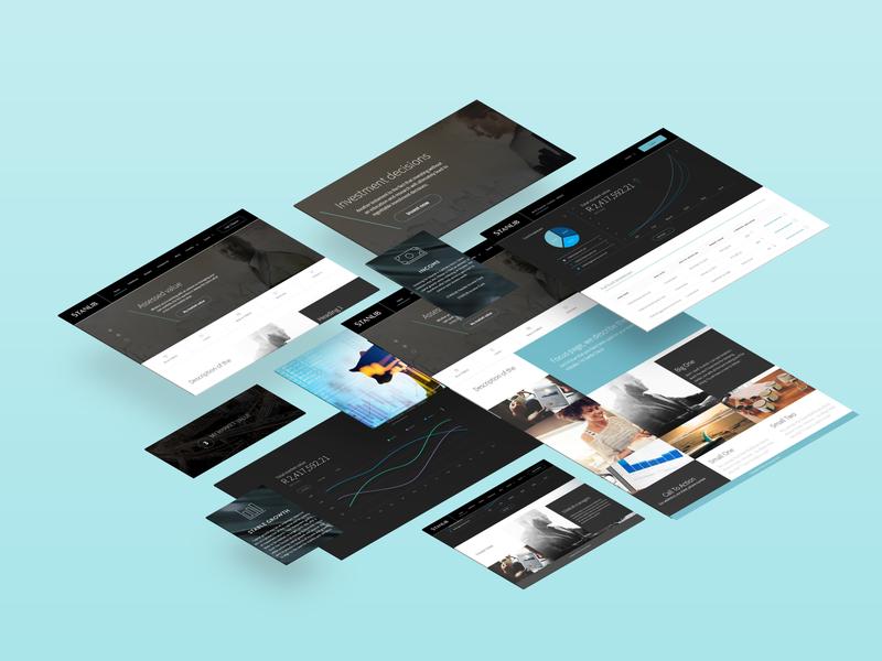 Stanlib UI Design V1