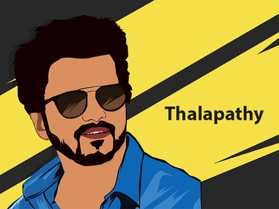 Thalapathy | Illustration |