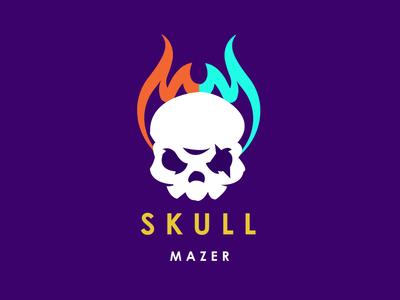 Skull Mazer