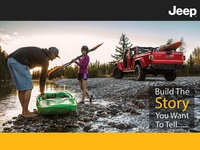 Jeep Brand   Cover Page  