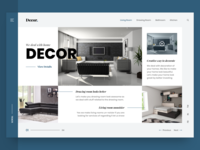 Home Decor Web UI