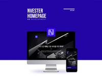 NVESTOR HomePage