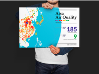 Infographic Design - AirQuality