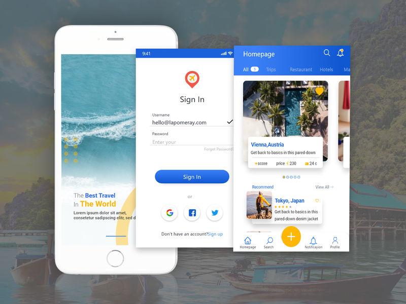 The Best Travel in The World App