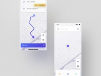 Mellow UI Kit Map