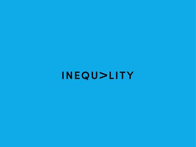 Inequality typography design typography art typography logo typographic mathart maths greater than greater inequality equality mathematical mathematica mathematics math typography logodesigns logos logodesign logo