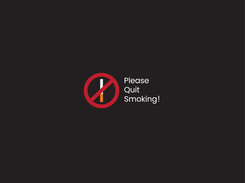Quit Smoking! cigars cigar cigarettes cigarette health non-smokers non-smoker smokers smoker smoking illustration