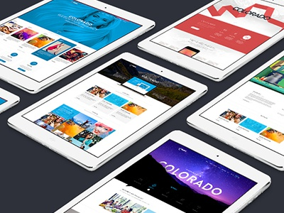 Just another awesome theme... simple modern clean bold beautiful avathemes new theme themeforest