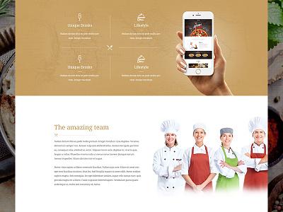 Tasty Design fresh amazing tasty restuarant food modern clean bold beautiful avathemes new theme themeforest