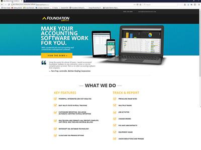 Landing Page Design marketing uidesign landing page design ui