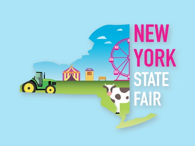 New York State Fair Logo