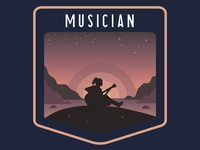 Musician Badge