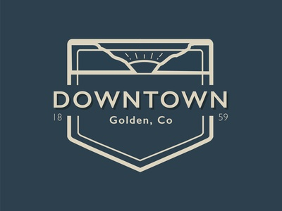 Golden, CO Logo