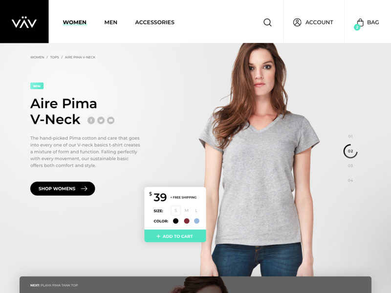 eCommerce homepage redesign concept shopping model ux design ui branding concept ecommerce shop ecommerce design ecommerce website design