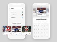 Baseball Stats Mobile App