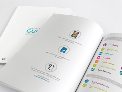 Business Issue Method Kit #2 product product design methods business flat cards physical mockup book graphic design print
