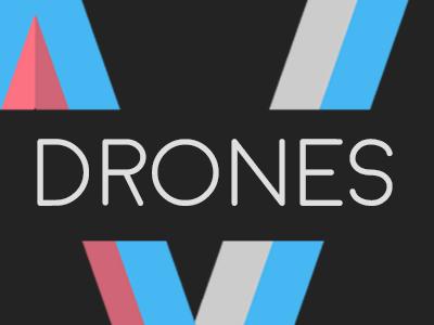 Drones drone sneak peak logo