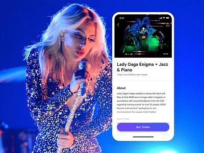 MGM Resorts: Explore Entertainment gallery branding product mobile app design mobile app flutter app animation ux ui design