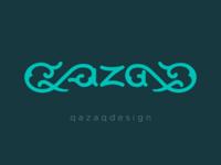 Logo Qazaq design