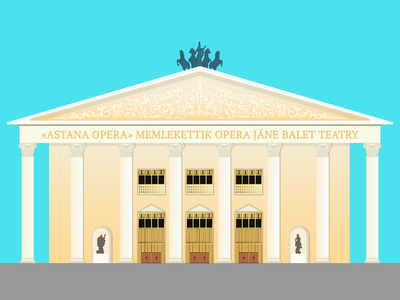 Theater Astana Opera