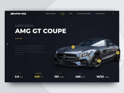 Mercedes AMG Concept