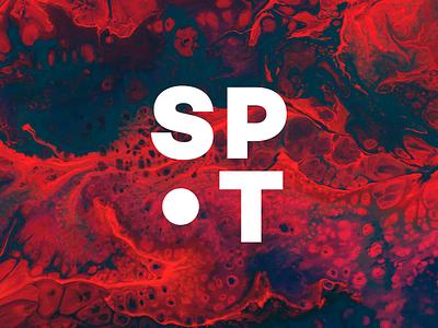The Spot Logo creative figma ui icon vector daily ui minimal design branding logo spot