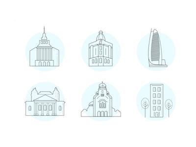 Sofia Buildings