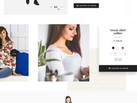 Template Online Clothing Store